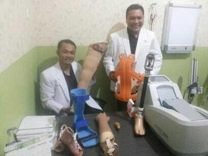 dukungan dokter spesialis